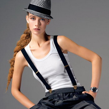 Мужская одежда для женщин: брюки и смокинг