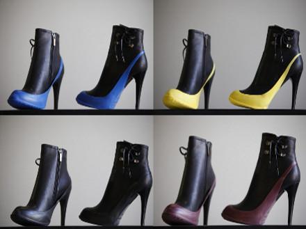 Модные модели галош на осень 2015 года