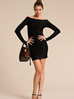 Маленькое черное платье К.Шанель