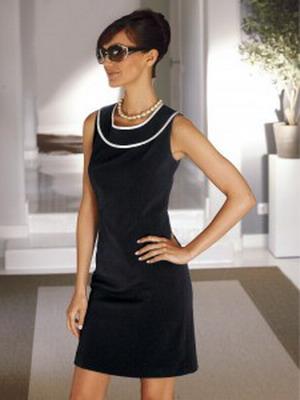 Платье в стиле Коко Шанель