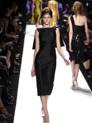 Классика высокой моды-платье в стиле Коко Шанель