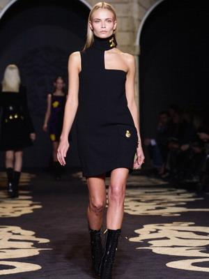 Платье в стиле К.Шанель на модных показах