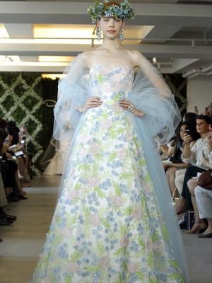 Русское платье в народном стиле