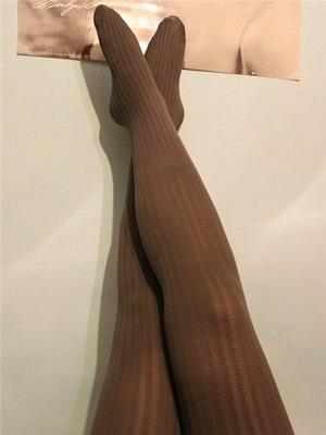 Колготы коричневых оттенков