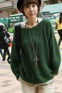 Большие женские свитера