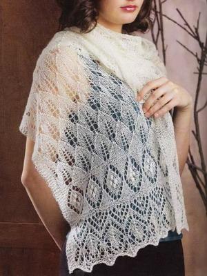 Виды шарфов-палантин