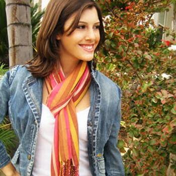 Виды шарфов, как стильно завязать и носить шарф
