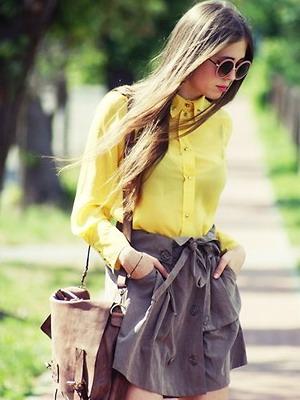 Образы одежды и стили