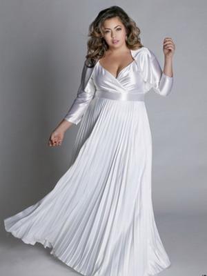 Свадебное платье 2018 для полной невесты