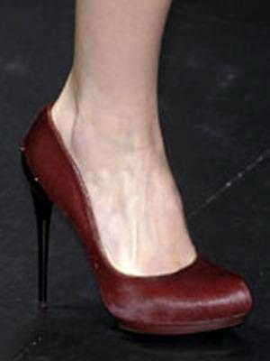 Элегантные  туфли-лодочки