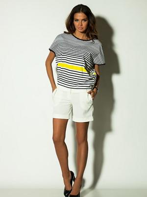 Длинные шорты постепенно из спортивного стиля