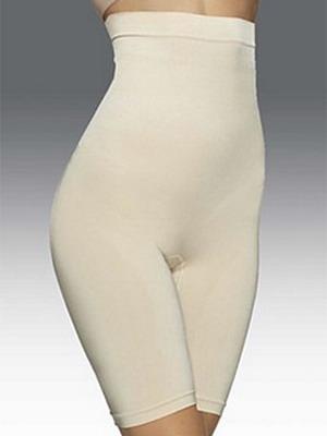 Белые утягивающие модели с высокой талией