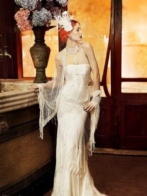 """Свадебное платье в стиле """"винтаж"""""""