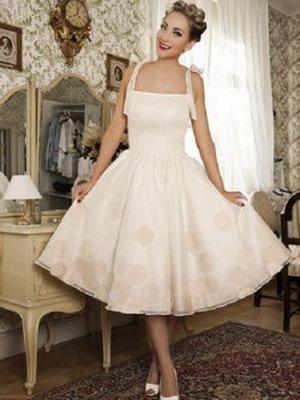 Свадебное платье в стиле «ретро»