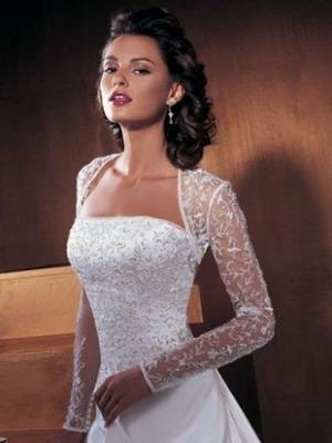 Винтажное свадебное платье в ретро стиле