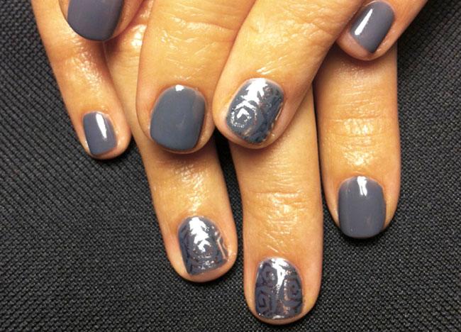 Классные Ногти Гель Лак Фото