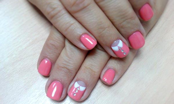 Рисунок на ногтях на каждый день