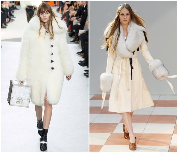 Модные пальто сезона осень-зима 2015-2016