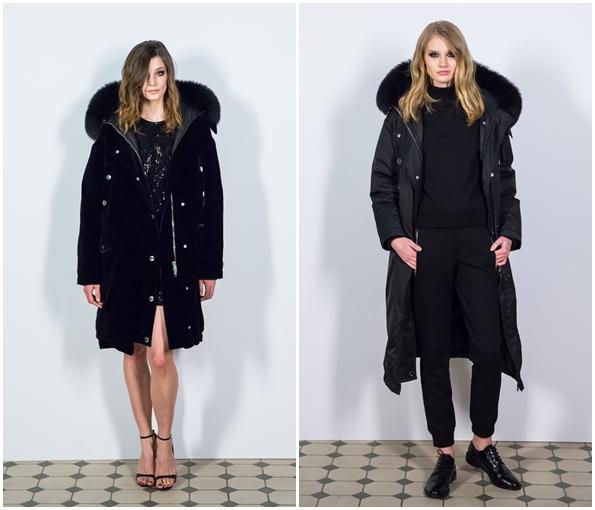 Модная женская верхняя одежда на осень-зиму 2015-2016