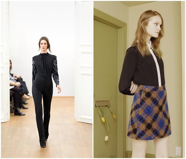 Модные женские блузки 2015