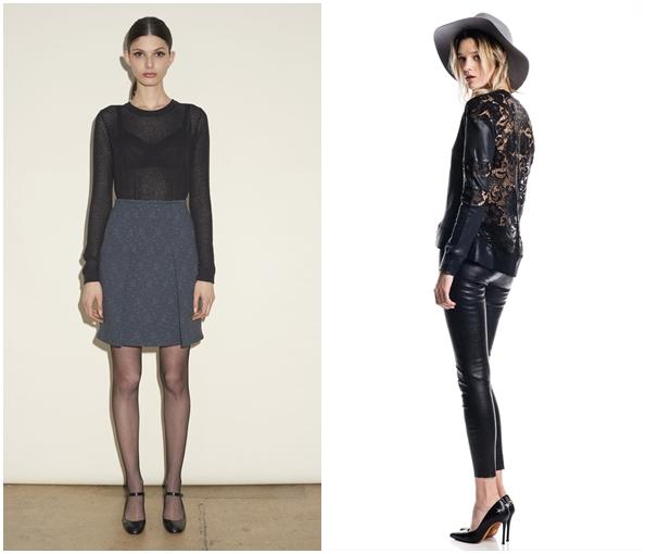 Модные прозрачные блузки