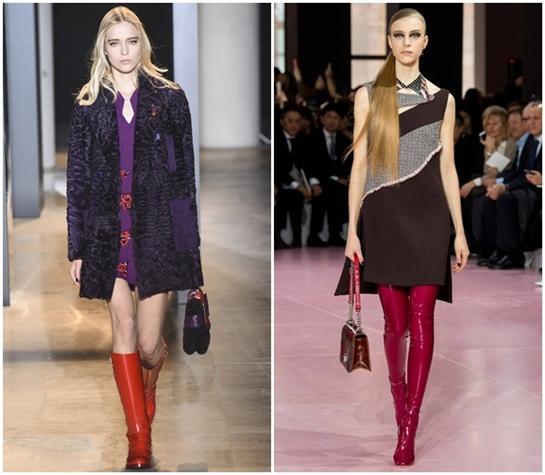 Классические цвета одежды осень-зима 2015-2016