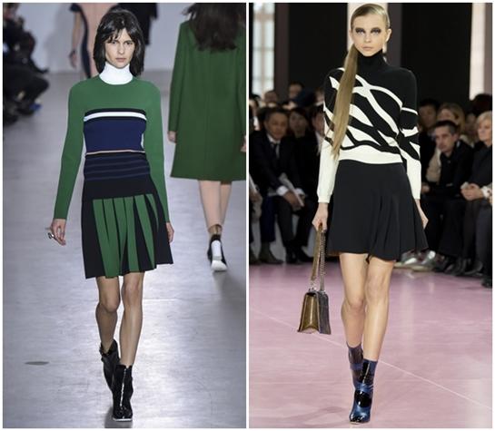 Модные свитера, джемперы и кардиганы на осень 2015 и зиму 2016