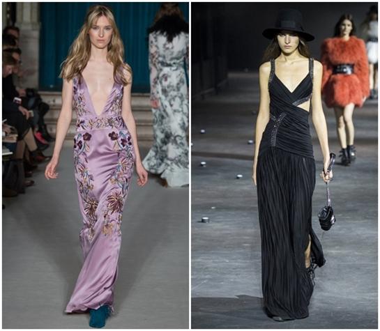 Модные вечерние платья сезона осень-зима 2015-2016