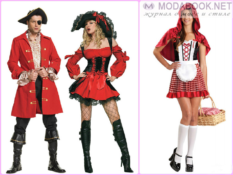 Новогодние костюмы 2016