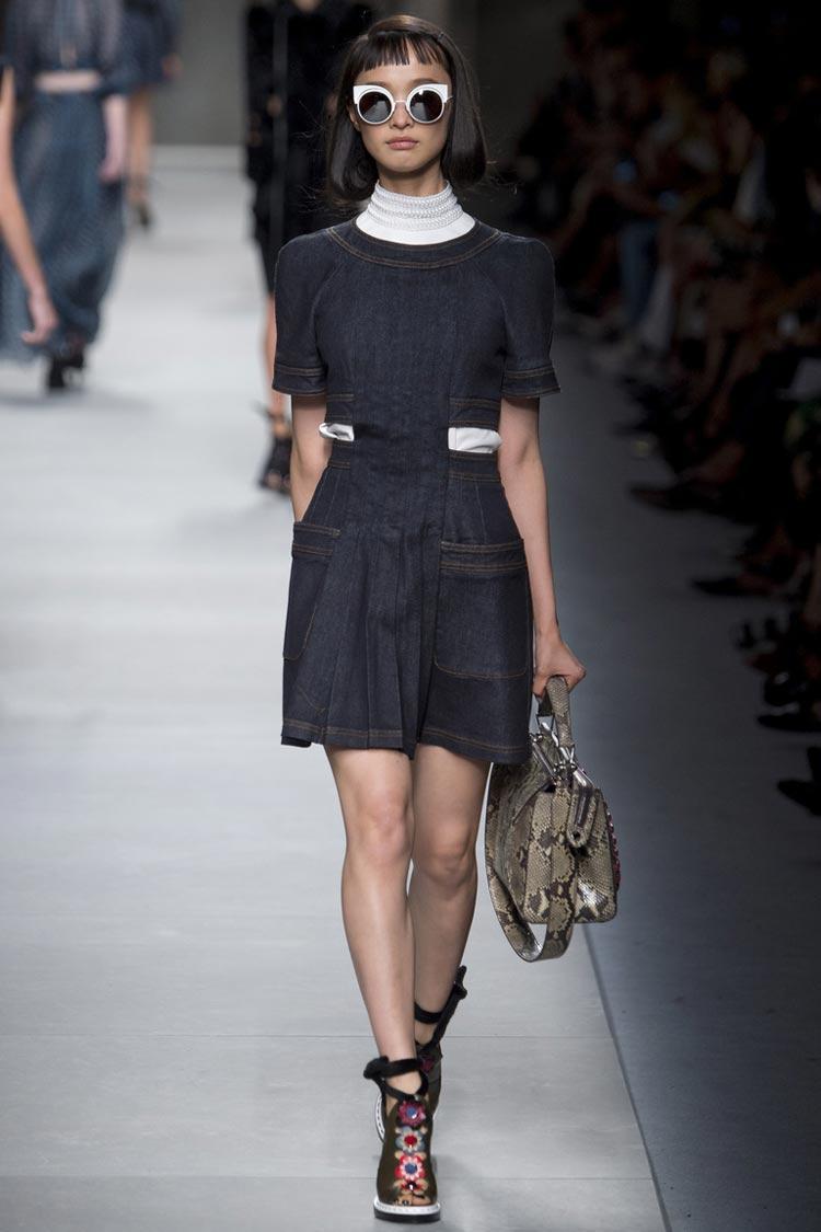 Повседневная мода весна-лето 2021