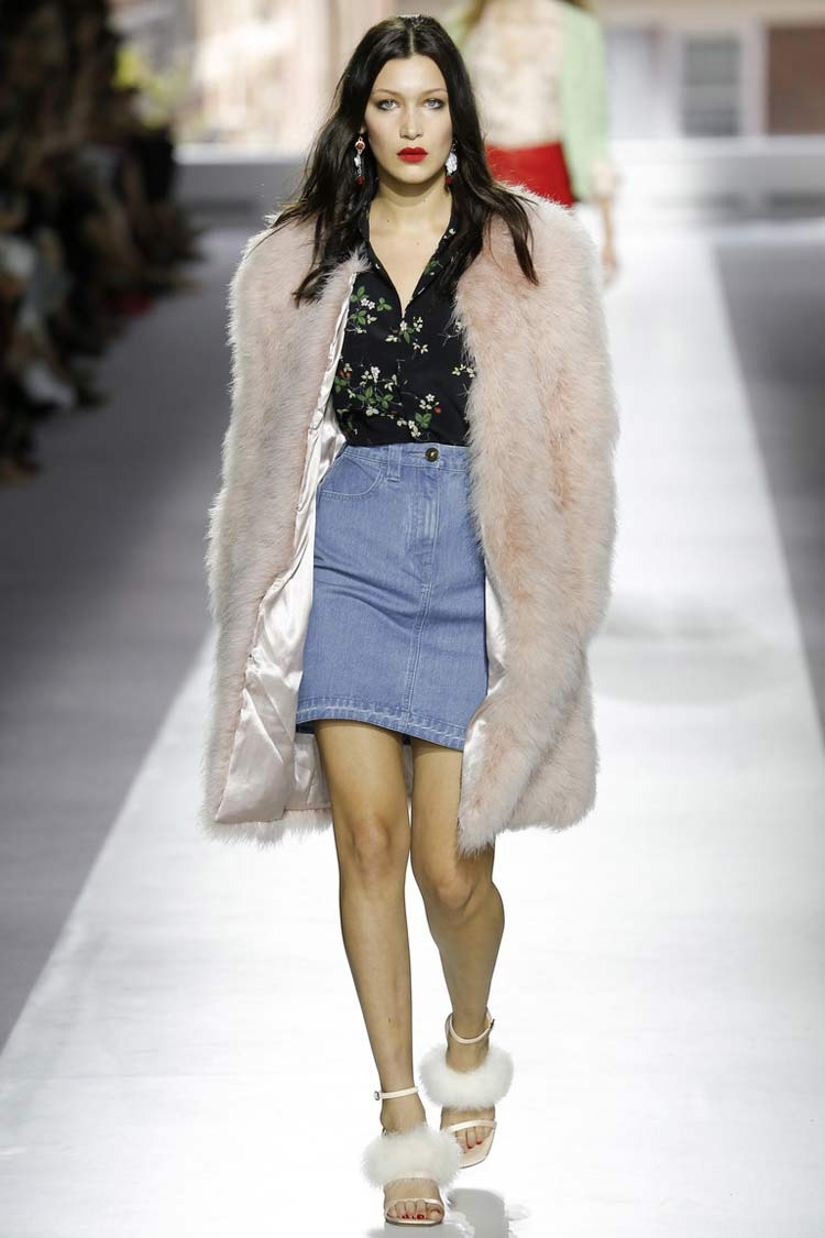 Мини юбка весна-лето 2021