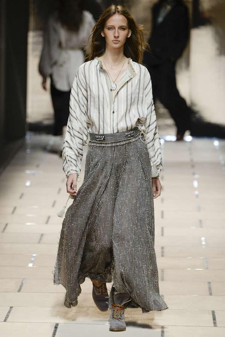 Мода весна-лето 2016 - юбка