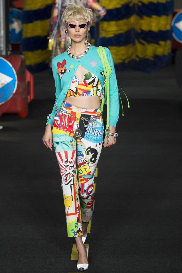 Модные штаны весна-лето 2021