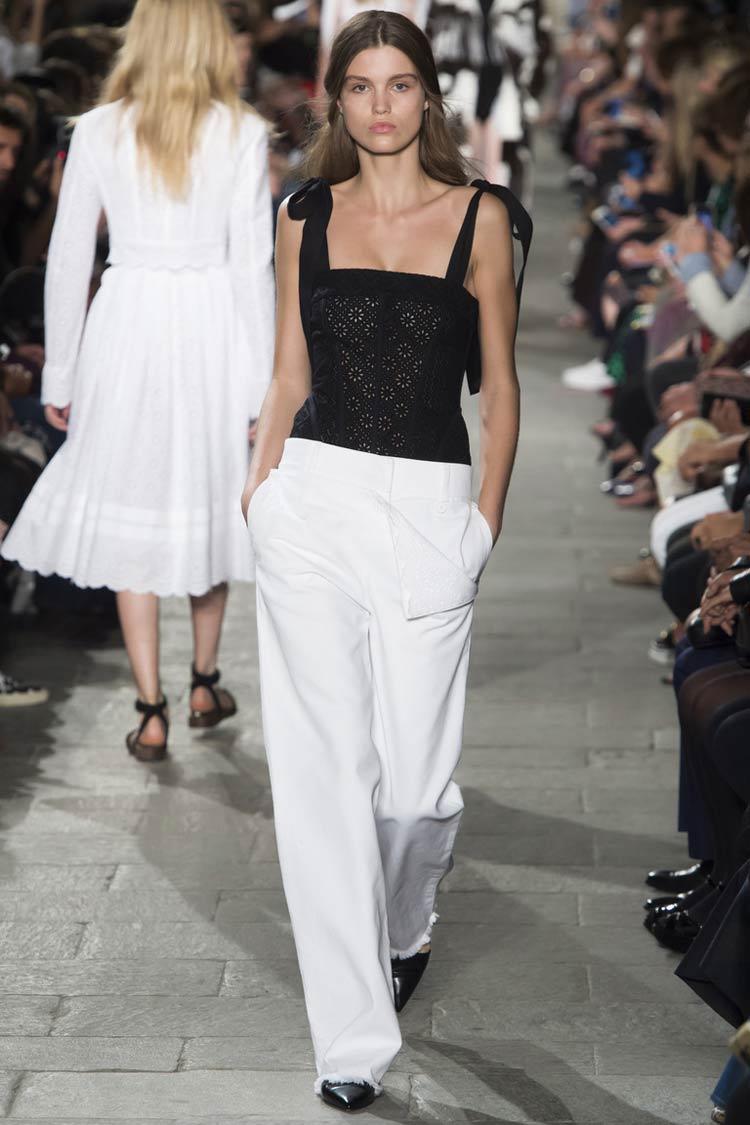 Мода весна-лето 2021 - брюки