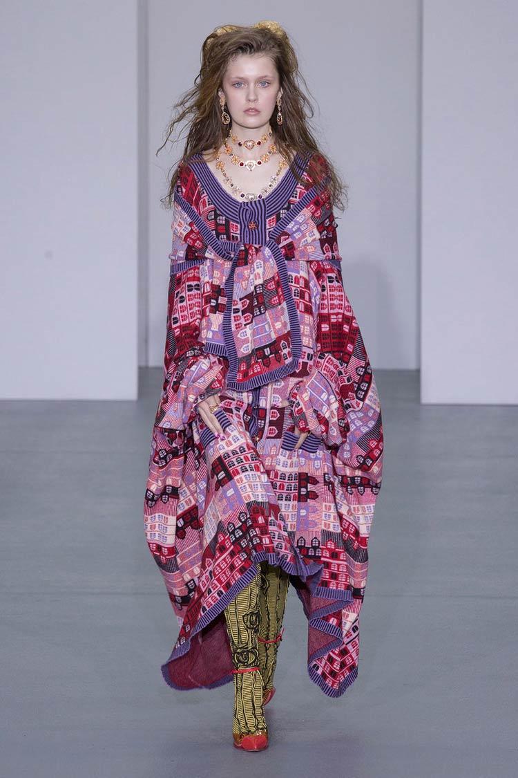 Бант-писк моды весна-лето 2021
