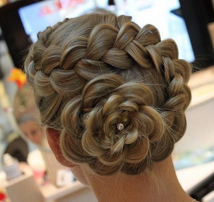 прически косичек длинных волос фото