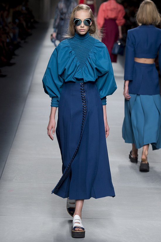 Королевский стиль в моде весна-лето 2016