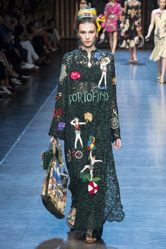 Модный стиль максимализм весной летом 2016