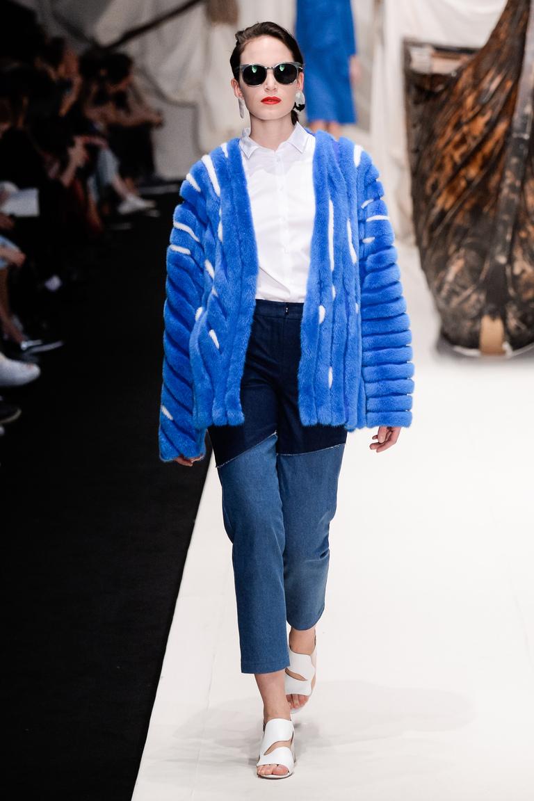 Модные джинсы весна -лето 2016