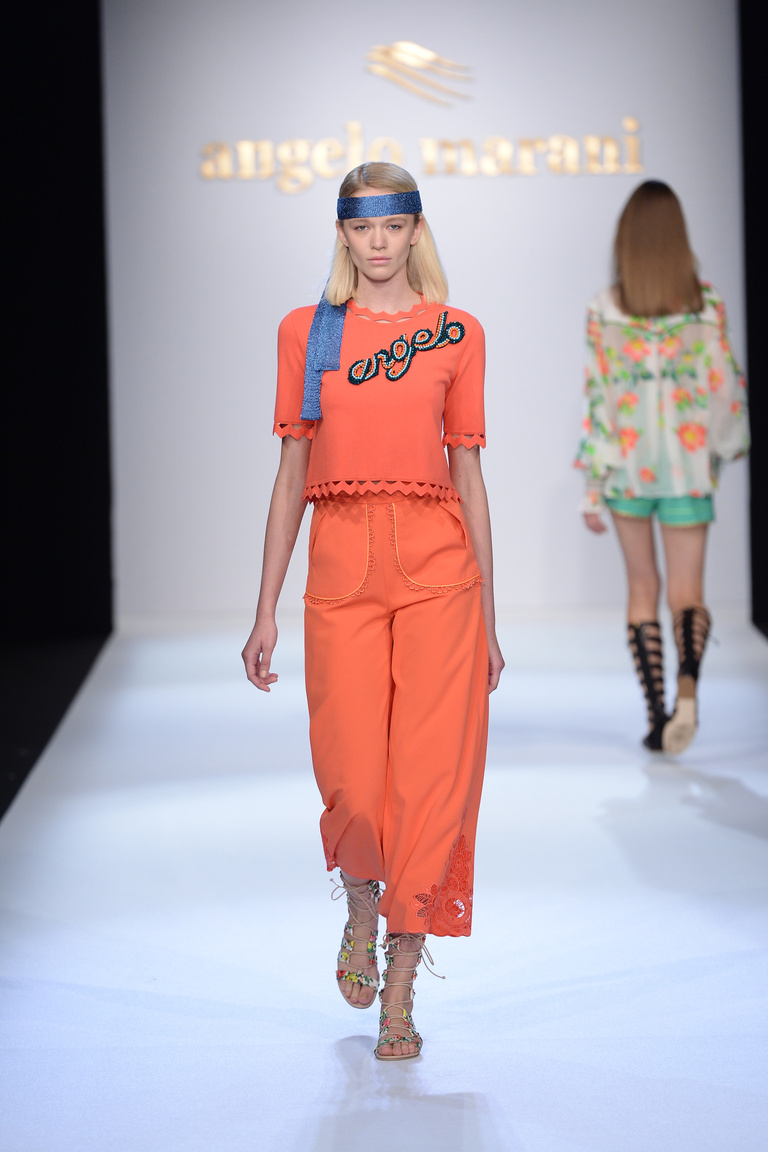 Женские брюки весна-лето 2016 года