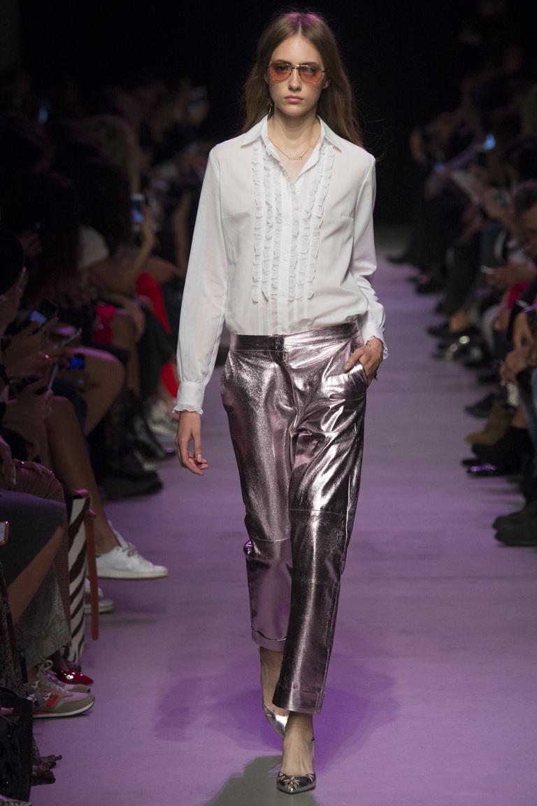 Модные женские брюки на весну лето 2016 года