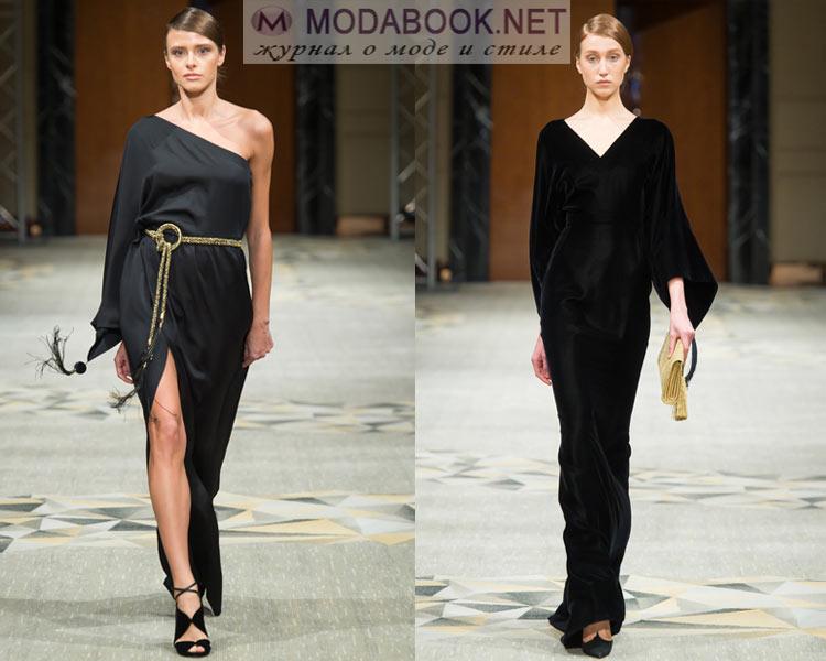 Модные вечерние платья весна лето 2016