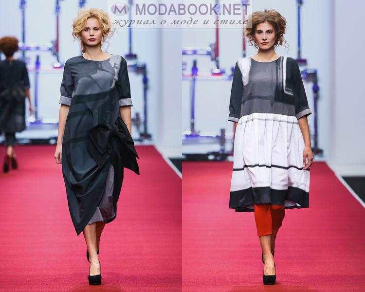 Модные платья весна лето 2016