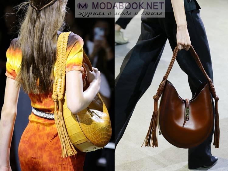 Модные женские стильные сумки весна-лето 2016 года