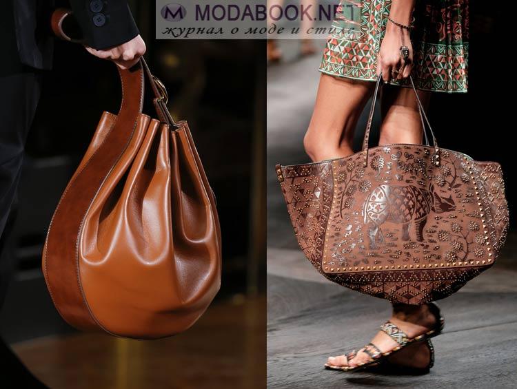 Стильные женские сумки весна лето 2016 года