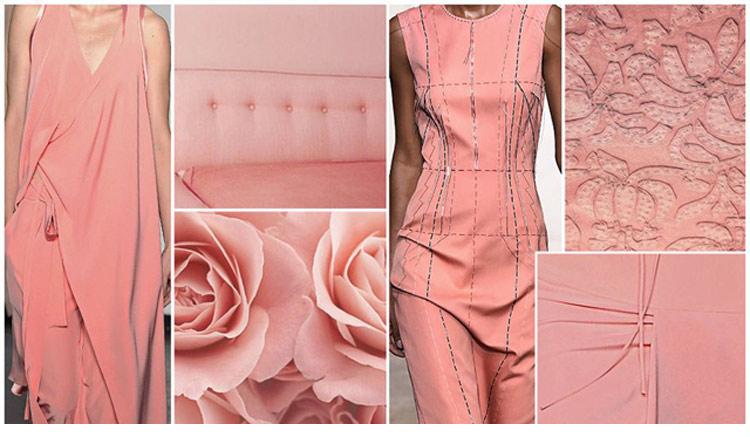 Модные цвета весна-лето 2016-коралловый