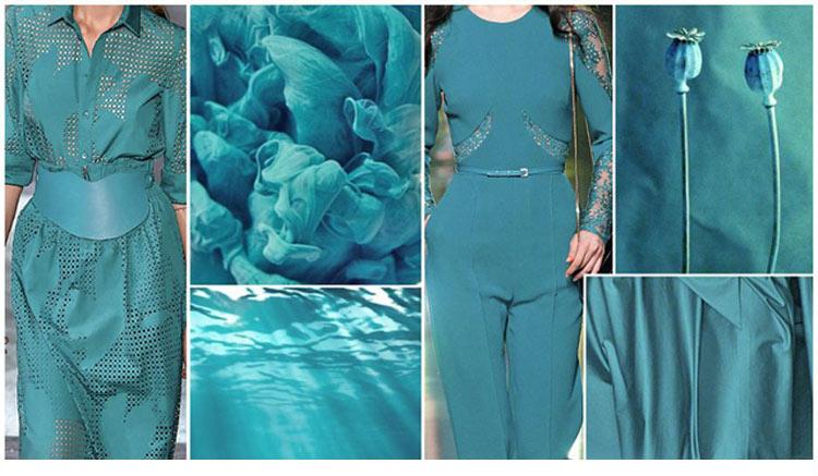 Модные цвета весна лето 2016: лунный камень