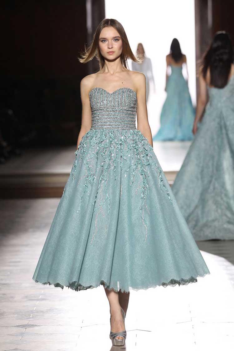 Выпускное платье 2016 средней длинны