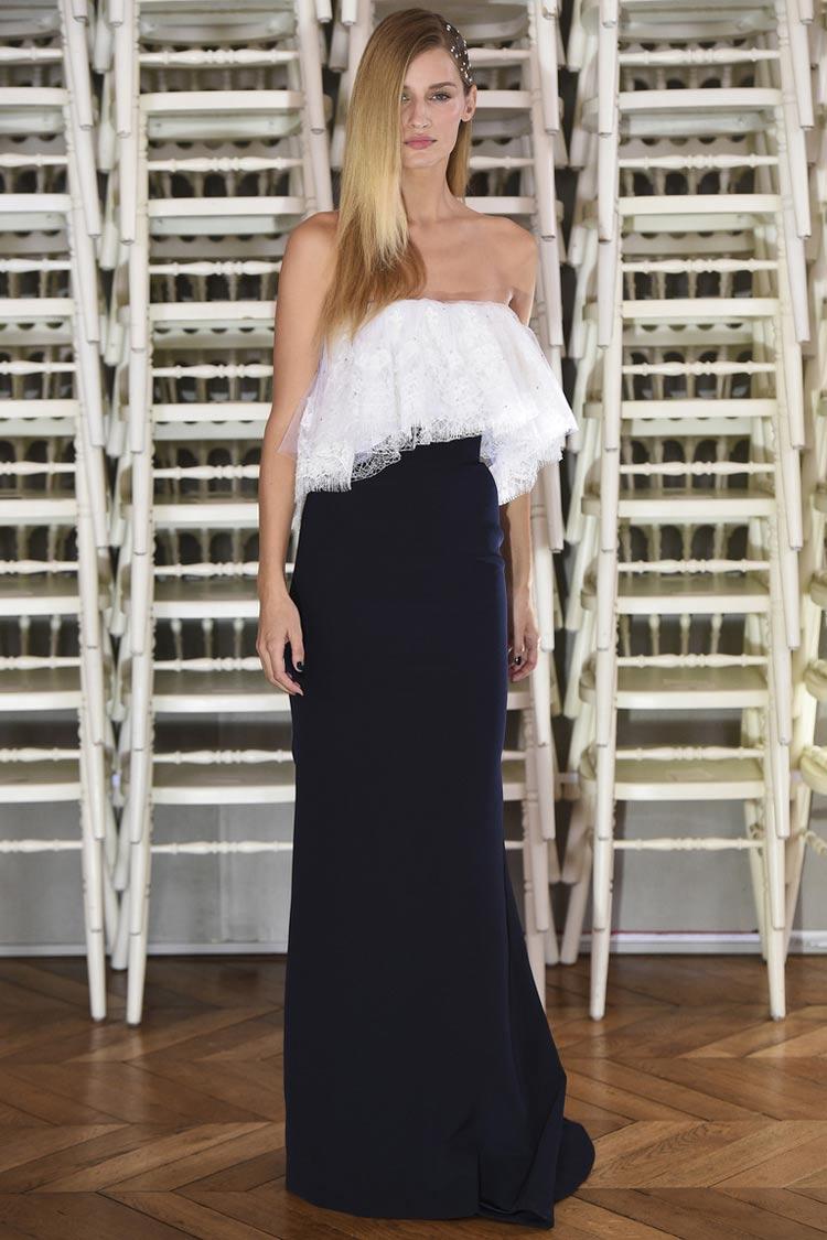 Стильное платье на выпускной 2016