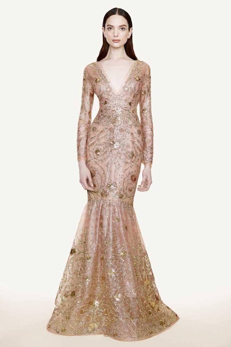 Выпускное платье рыбий хвост2016